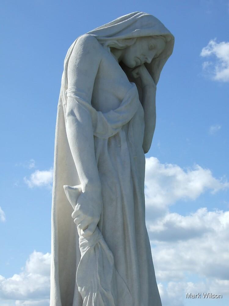 Vimy Ridge Memorial by Mark Wilson