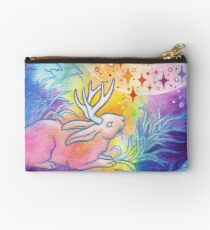 Jackalope of the Night Studio Pouch