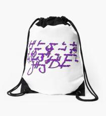 Jeffrey Dahmer Quote Drawstring Bag