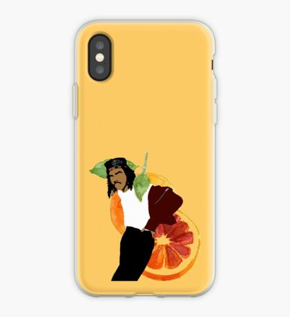 Blood Orange   Dev Hynes iPhone Case
