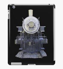 1899 steam locomotive iPad Case/Skin