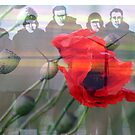 """Lest we forget ""- 158  squadron Lissett  by technochick"