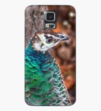 Peacock Autumn Canvas Print, Photographic Print, Art Print, Framed Print, Metal Print, Greeting Card, iPhone Case, Samsung Galaxy Case, iPad Case, Throw Pillow, Tote Bag, Case/Skin for Samsung Galaxy