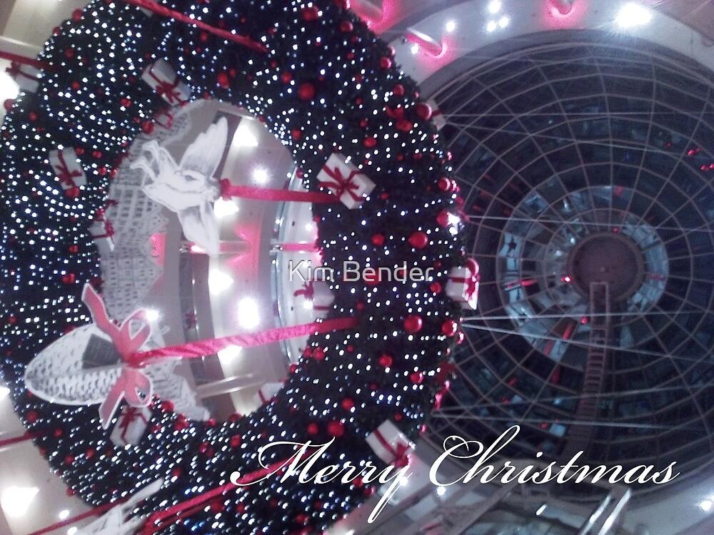 Merry Christmas (Card 2) by Kim Bender
