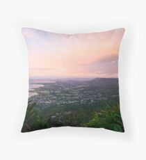 Sunrise over Bulli Throw Pillow