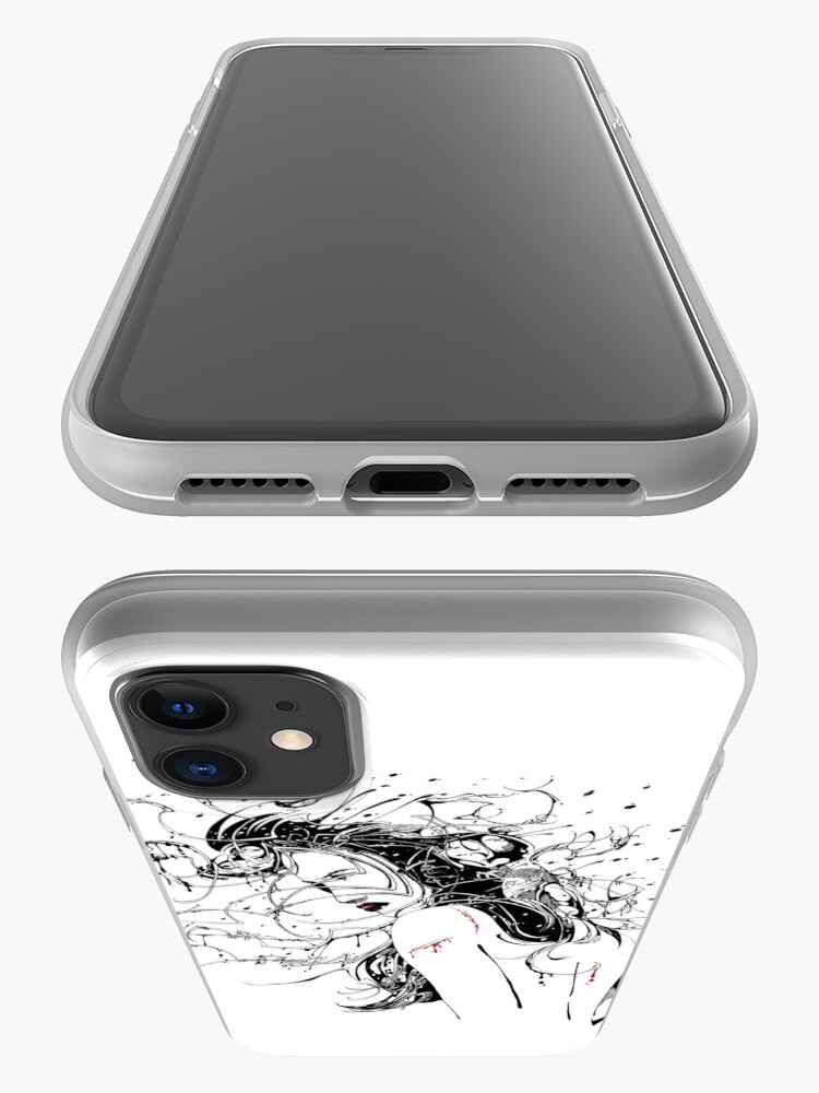 Alternate view of Silverfox Cases iPhone Case & Cover