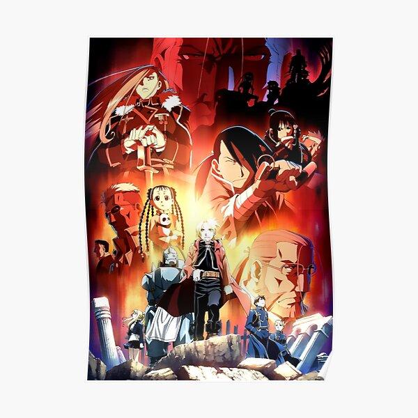 Fullmetal Alchemist: Brotherhood #1 Poster