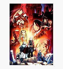 Fullmetal Alchemist: Brotherhood #1 Photographic Print