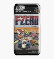 F-Zero iPhone Case/Skin