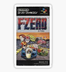 F-Zero Sticker