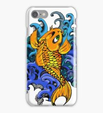 Miami Ink did a lot of Koi Fish on their Show iPhone Case/Skin