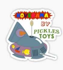 Hoverama by Pickles Toys Sticker