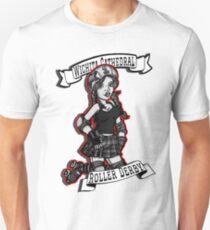 Wichita Cathedral Roller Derby  Unisex T-Shirt