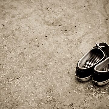 Not all shoes are made for walking by joekunin