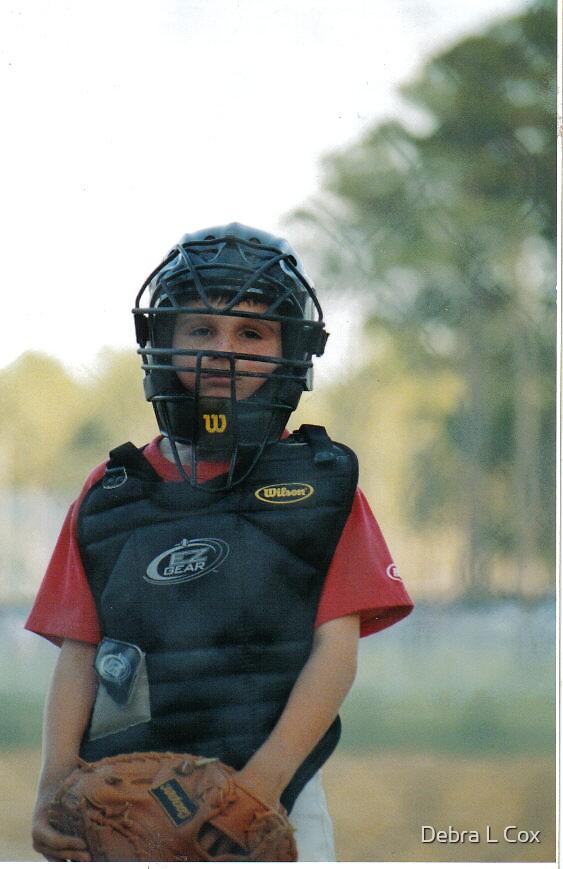 A Catchers Game by Debra L Cox
