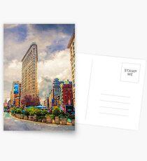 Postales In New York City