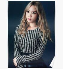 Beauty Taeyeon - SNSD Poster