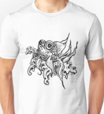 Goldfish - Boggly eyes and fins T-Shirt