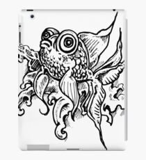 Goldfish - Boggly eyes and fins iPad Case/Skin