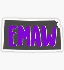 emaw Sticker