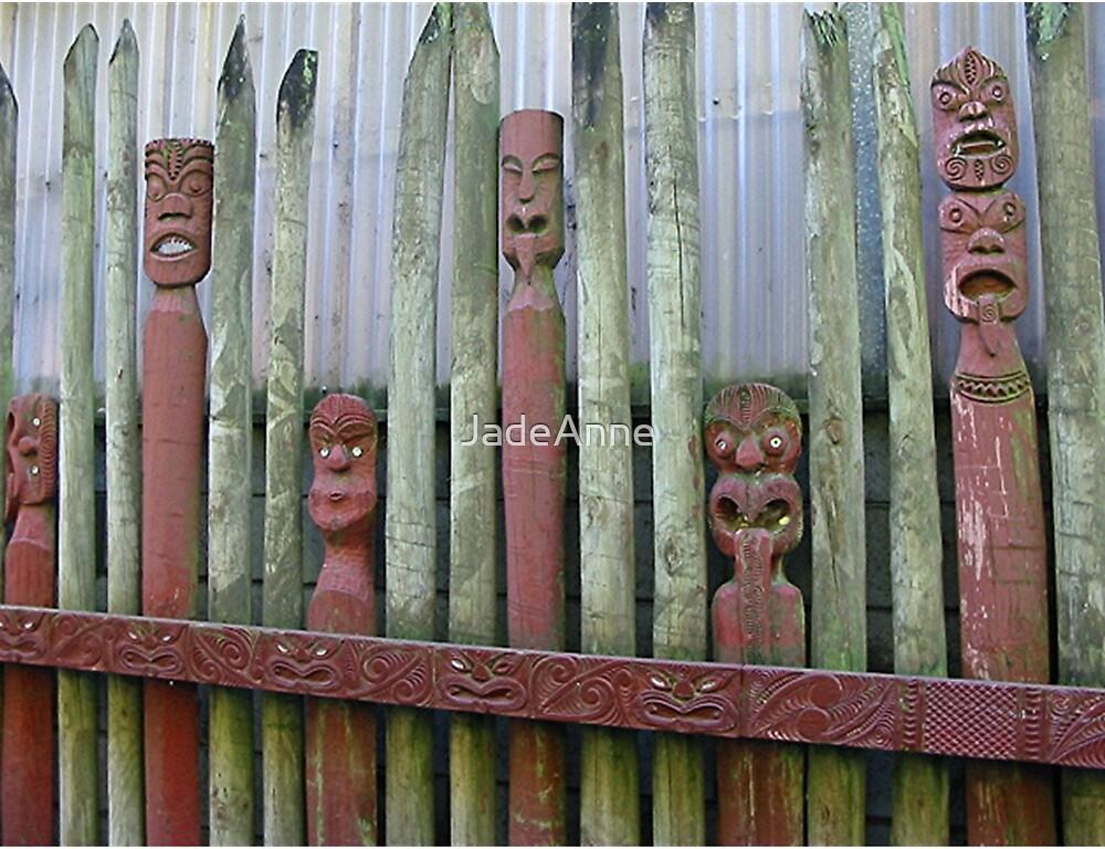 kiwi art by JadeAnne