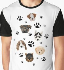 Pups Graphic T-Shirt