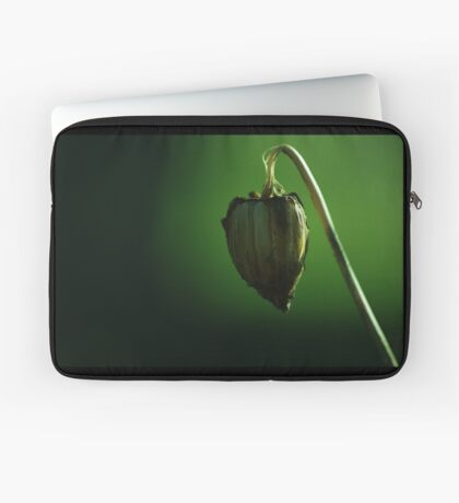 suspended heart Laptop Sleeve