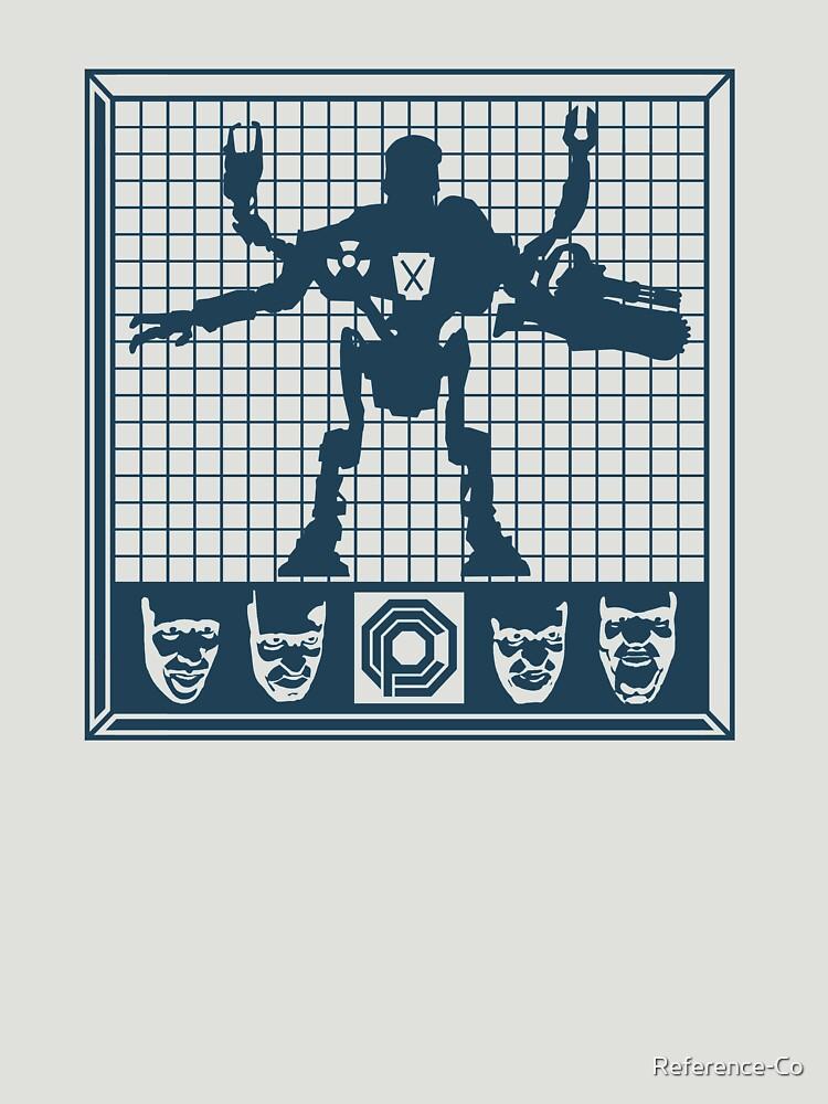 Nuke Fiend (Robocop 2) by Reference-Co