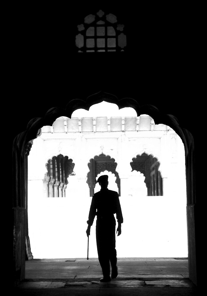 Agra Palace by lotusboat