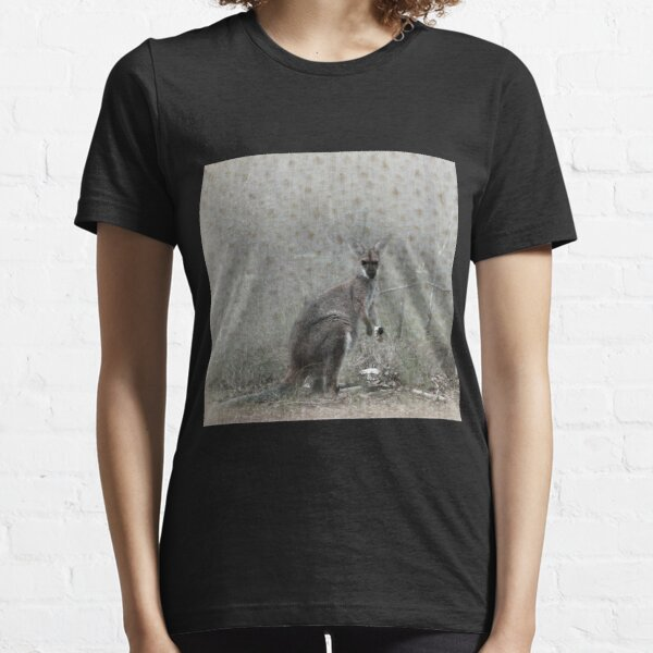 Wallaby Tea Time Essential T-Shirt