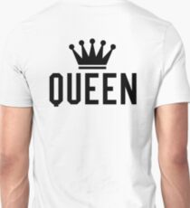 His and Hers - Queen T-Shirt