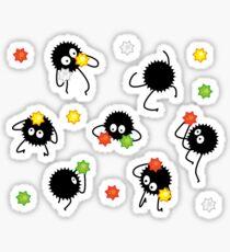 Spirit Away - Sticker Pack #2 Sticker
