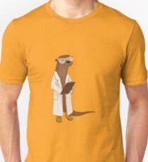 Science Otter! Unisex T-Shirt