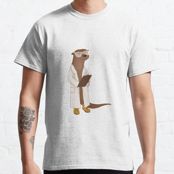 Science Otter! Classic T-Shirt