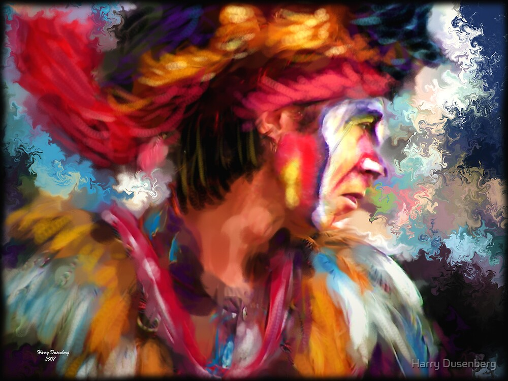 Carnival by Harry Dusenberg