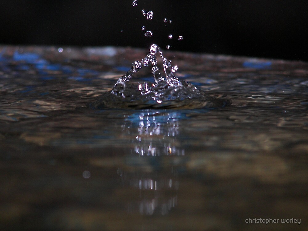 splash by christopher worley