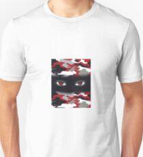 Camo Sharingan Unisex T-Shirt