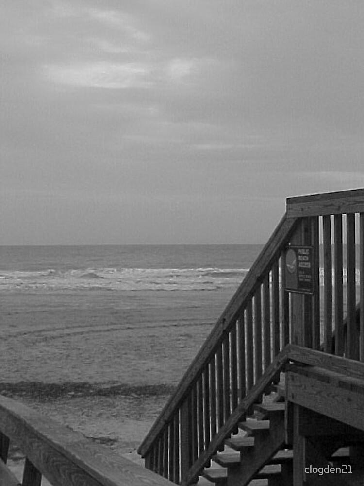 Beach by clogden21