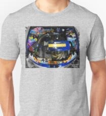 Honda Civic JDM graffiti t-shirt T-Shirt