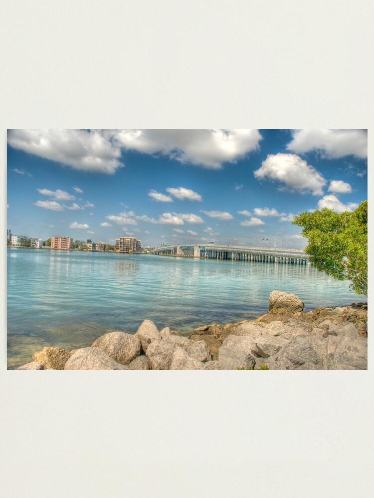 Alternate view of 79th Street Bridge Photographic Print
