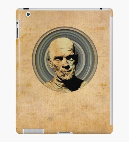 Moody Mummy iPad Case/Skin