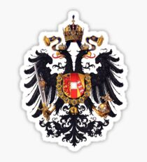 Austrian Empire Sticker