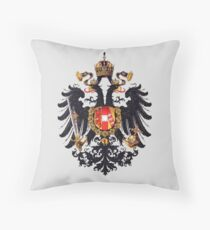 Austrian Empire Throw Pillow