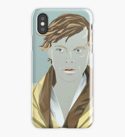 Sad Luke iPhone Case/Skin