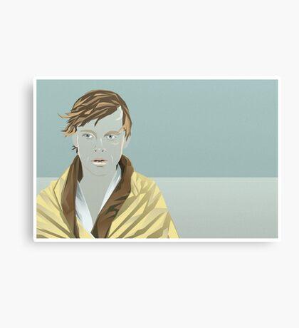 Sad Luke Canvas Print