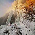 Frozen Polska Skakavica waterfall by Ivo Velinov