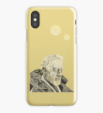 Old Ben iPhone Case/Skin