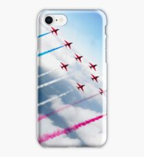 The RAF Red Arrows  iPhone Case/Skin