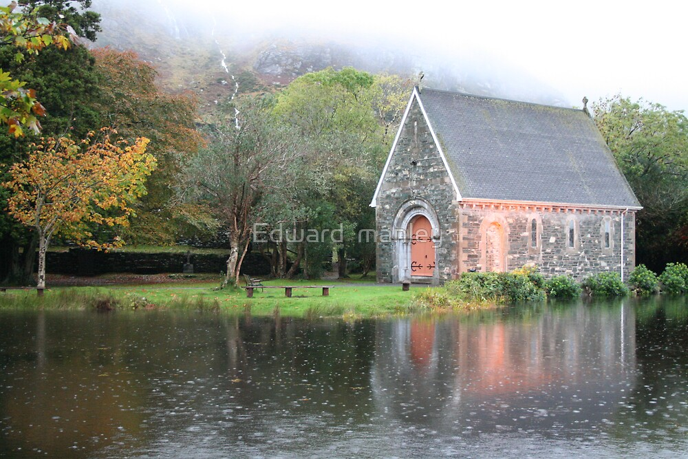 gouganebarra Co Cork. by Edward  manley