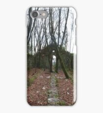 Nature taking over iPhone Case/Skin